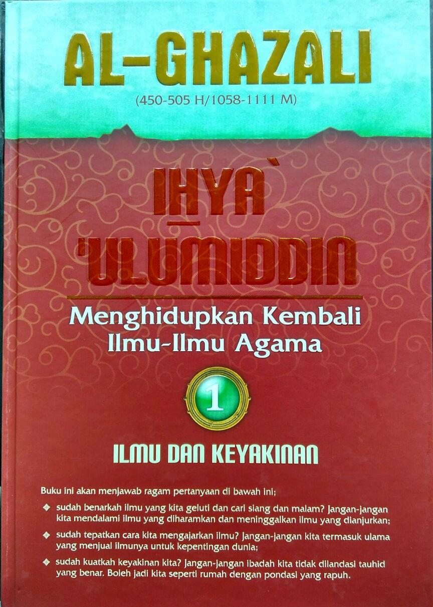 Download Kitab Ihya Ulumuddin Terjemahan Indonesia