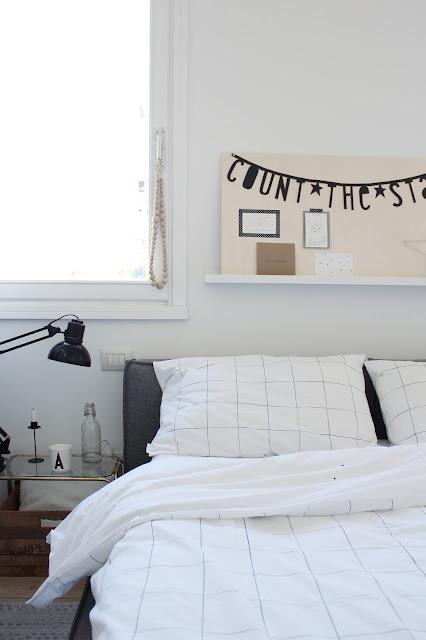 Beautiful bedding by Catsandboys