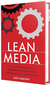 Award-winning book on Lean Media
