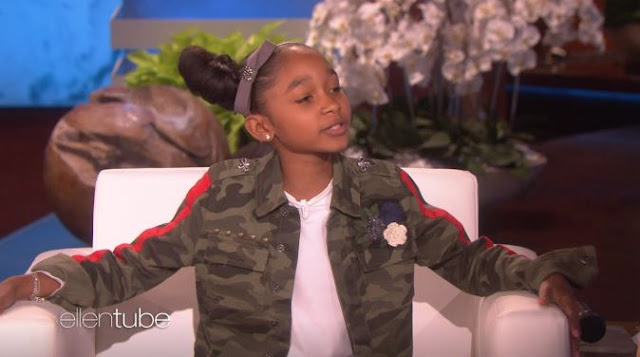 11-Year-Old Rapper Lay Lay Stuns Ellen DeGeneres With Dynamite Performance