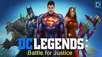DC Legends: Battle for Justice APK Download latest version 1.24.2 | for Android on DcFile.com