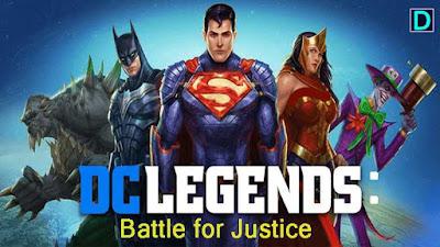 DC Legends: Battle for Justice APK Download latest version 1.24.2 | for Android on DcFile.com