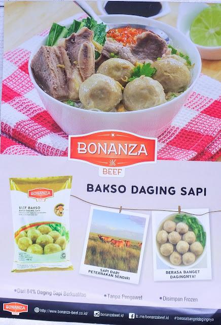 Bakso Bonanza. Bakso Daging Asli, Kembalikan Warisan Budaya Kuliner Indonesia