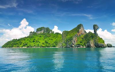 Chicken Island - 5H4M Amazing Krabi Bangkok - SALIKA