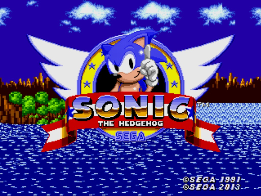 Chalgyr's Game Room: Sega is making waves toward the 25th
