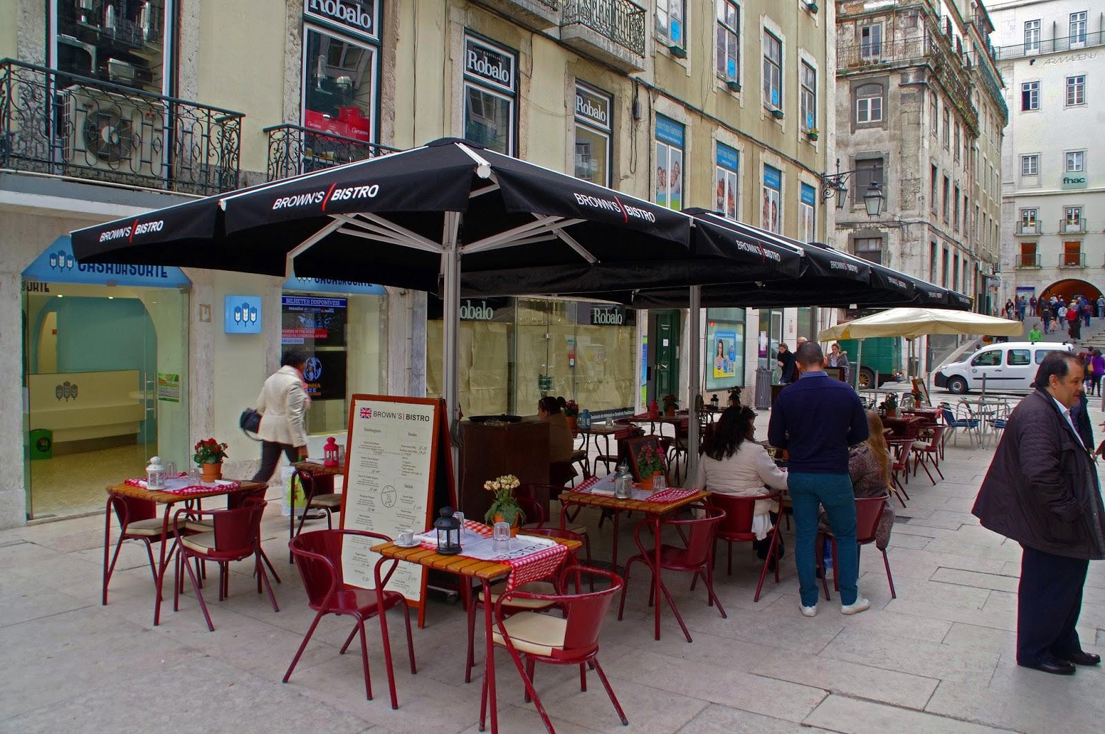 Brown's Central Hotel Lisbon Bistro
