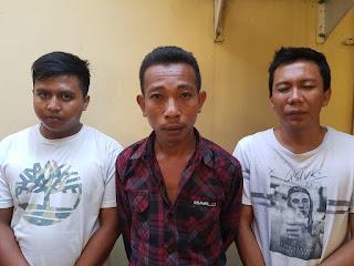 Sat Resnarkoba Polres Lumajang Bekuk 3 Pelaku