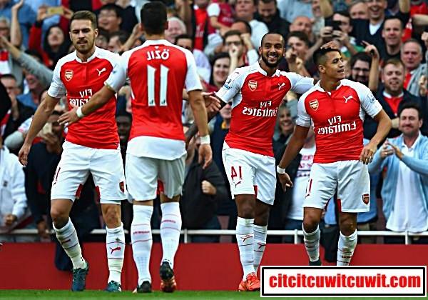arsenal - Klub sepakbola terkaya di dunia nomor 5