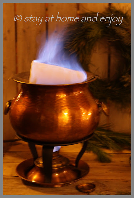 Feuerzangenbowle - stay at home and enjoy