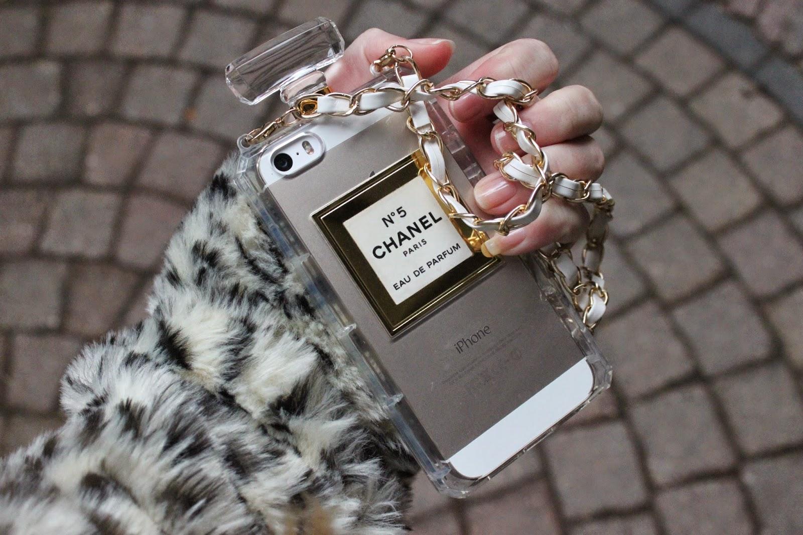 iphone 6 hoesje chanel