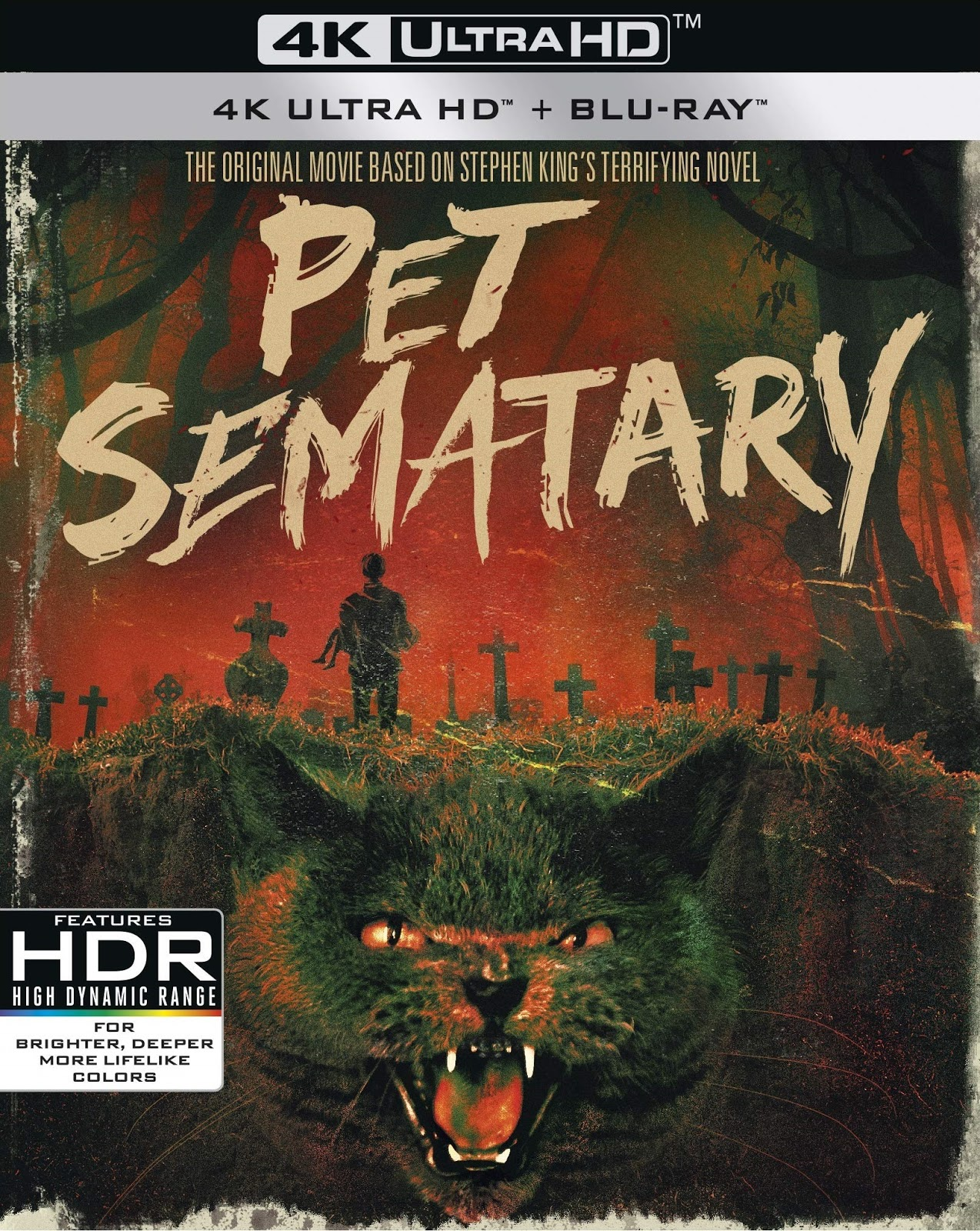The Truth Inside The Lie A Look At The New Blu Ray Of The Old Pet Sematary