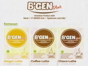 BGEN Plus Haver Botanical Collagen Drink