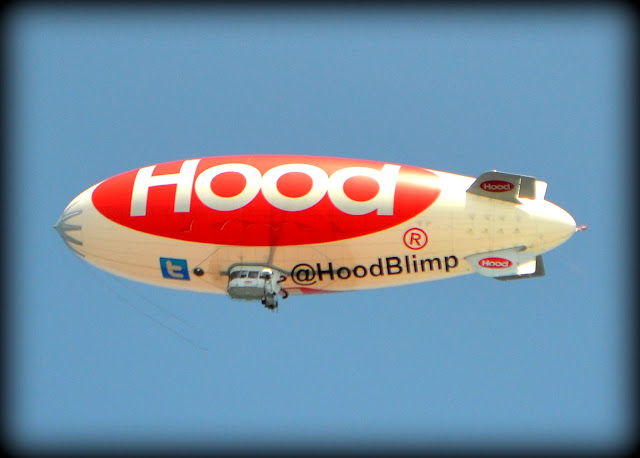 Hood, Milk, Blimp