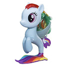 My Little Pony Seapony Collection 6-Pack Rainbow Dash Brushable Pony