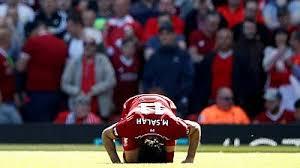 رسالة محمد صلاح للعالم | Mohammed Salah 's Message to the World