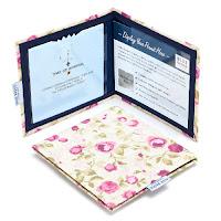Permit Cover - Mulberry Print : £21.60 (£18.00 exc VAT)