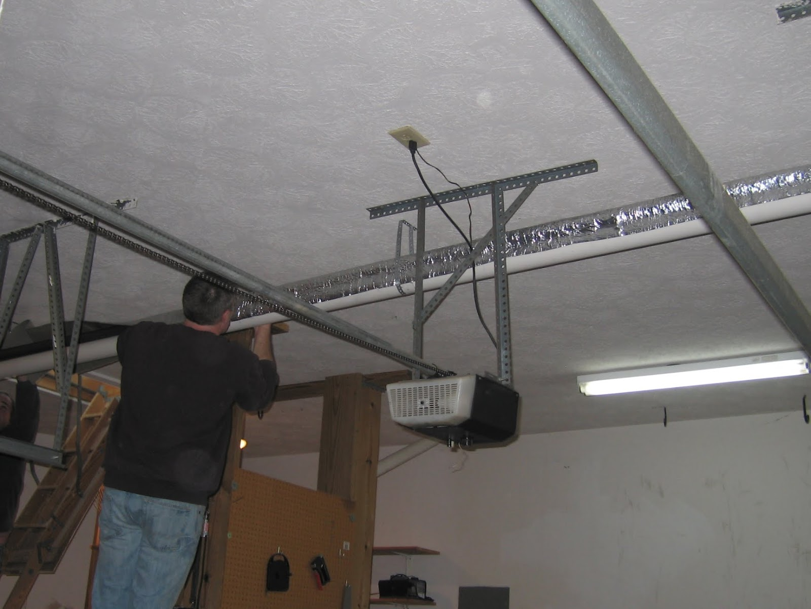 Garage Attic Master Suite Renovation