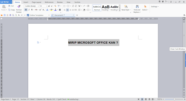Selesai Install OS Linux, Jangan Lupa Install Aplikasi wps office