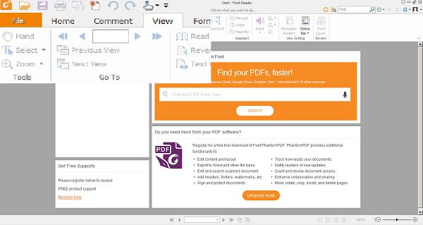 Download phần mềm đọc file PDF Foxit Reader 9.0 mới nhất l