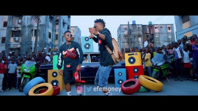 VIDEO: Efe ft. Olamide – Warri