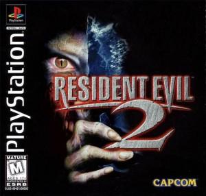 Capa Download ISO Resident Evil 2 RE2, PS1-PS2 Torrent PT-BR