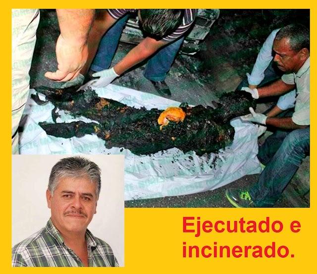 Muere ejecutado líder poblano