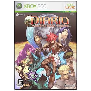 [Xbox360] [ディアーリオ リバース ムーン レジェンド  ] ISO (JPN) Download