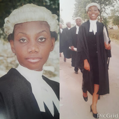 Nine years ago today, I was called to the Nigeria Bar.