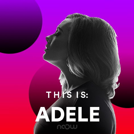 This is: Adele