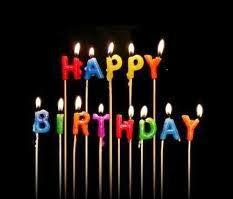 selamat ulang tahun