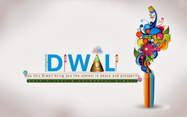 Top 3 Sweet Lovely Happy #ShubhaDeepawali 2014 SMS, Quotes, Messages Facebook And WhatsApp