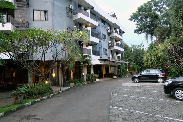 hotel, zenrooms, cilandak