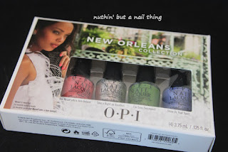 OPI New Orleans Collection