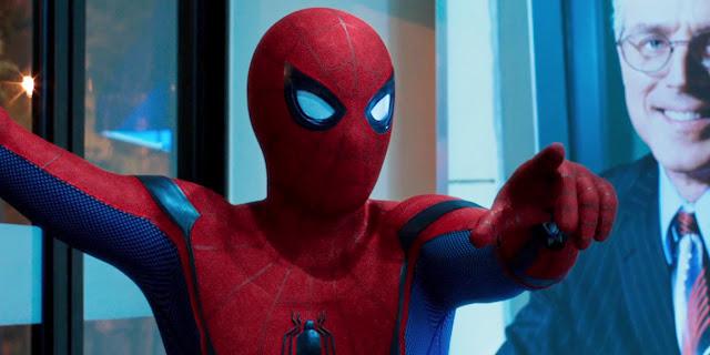 Homem Aranha de Volta ao Lar