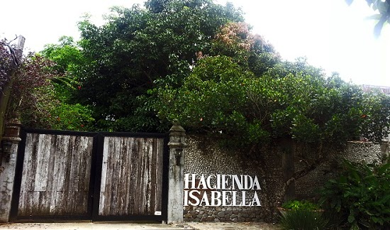 Staycation at Hacienda Isabella