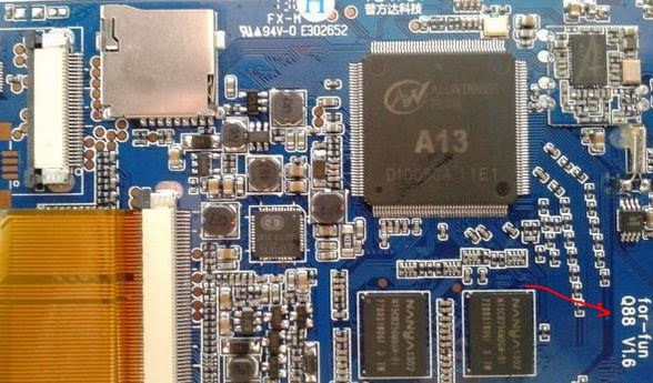 A13 -A10 TABLET FIRMWARE AND TABLET INFO ~