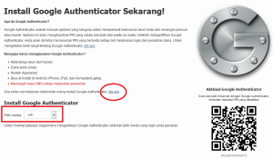 cara instal Google Authenticator di android