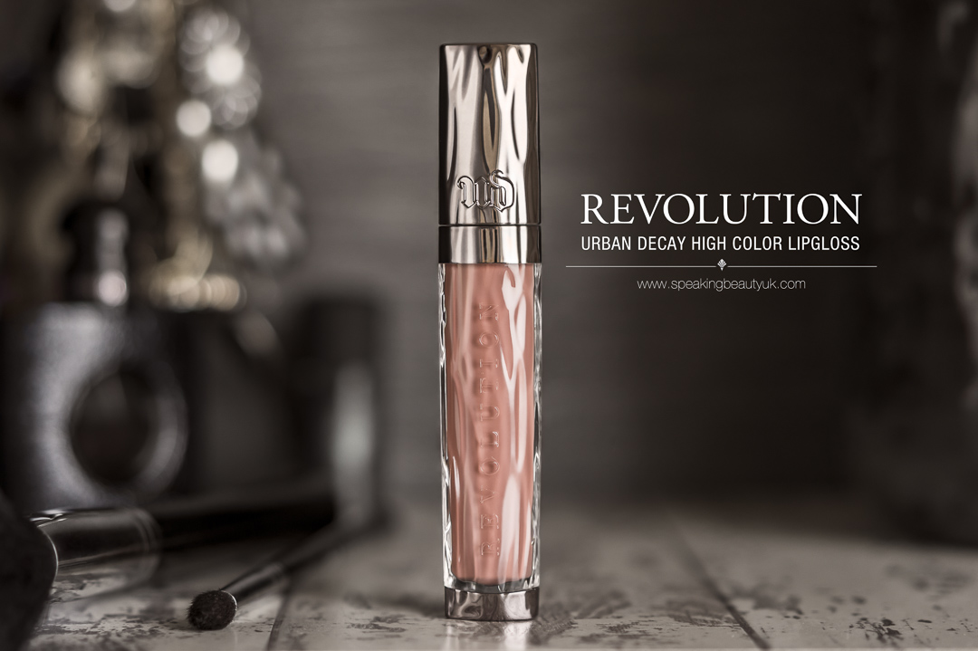 Urban Decay Revolution High Color Lipgloss