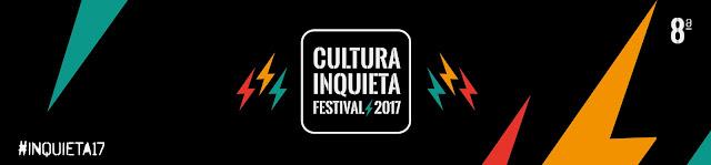 Festival, Cultura Inquieta, 2017, Madrid, Getafe