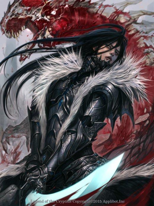 Lee Jung-Myung rupid79 artstation arte ilustrações fantasia games oriental legend cryptids