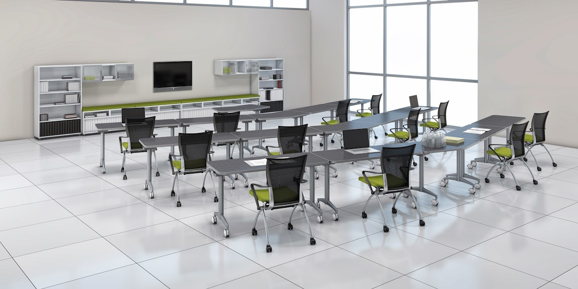 The office furniture blog at new mayline furniture collections transform - Great contemporary school furniture ...