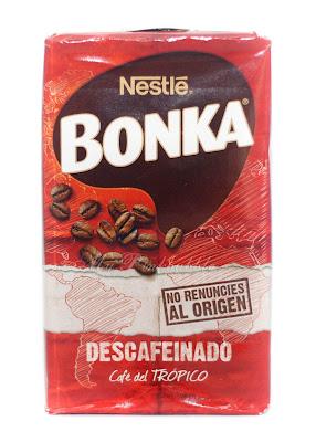 Nestlé bonka descafeinado