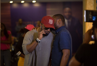 Ubi Franklin clarifies controversy about Iyanya's exit from his record label