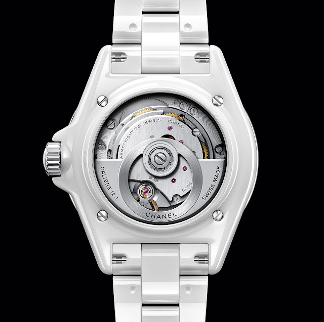 Chanel J12 Watch movement