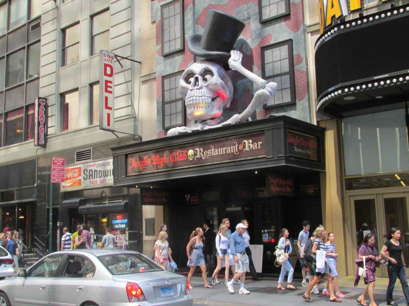 The Jekyll And Hyde Club In Nyc