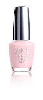 OPI Infinite Shine Spring '16 It's Pink P.M