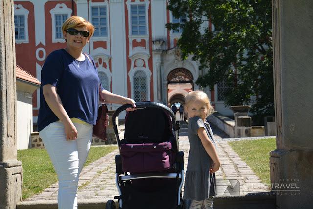 Czeskie miasta na podraniczu - Broumov - co warto zobaczyć w Czechach z dziećmi?