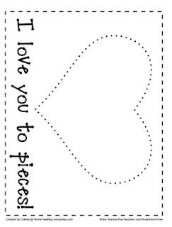 Kinderpond Jr V is for Valentine