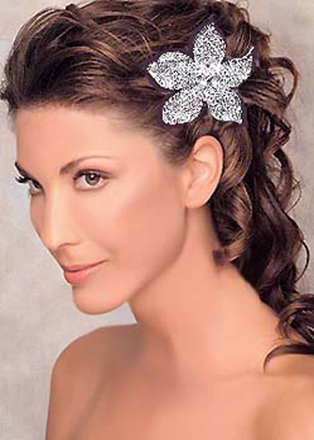 Latest Bridal Hairstyle Picture | Top Hair Trends