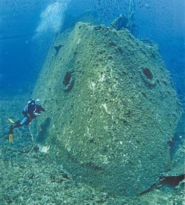 Υποβρύχιο μουσείο σκαφών